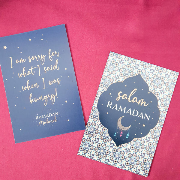 Stander supplication Ramadan SUNSET Collection