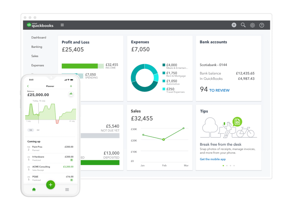 Quickbooks Preview