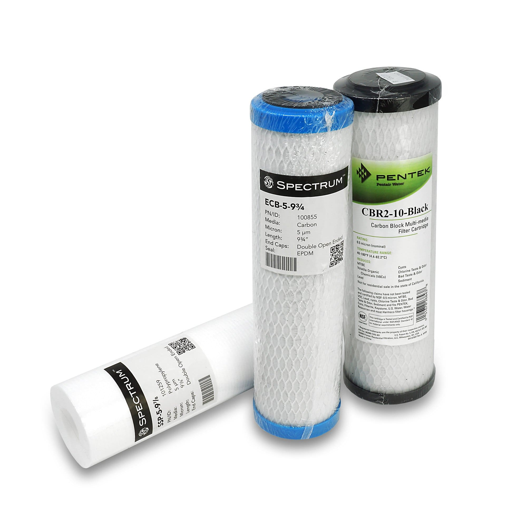 "High Quality Triple 10"" Filter Kit - Window Cleaning Warehouse Ltd"