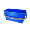 WCW Big Blue Bucket with Lid - 22L - Window Cleaning Warehouse Ltd
