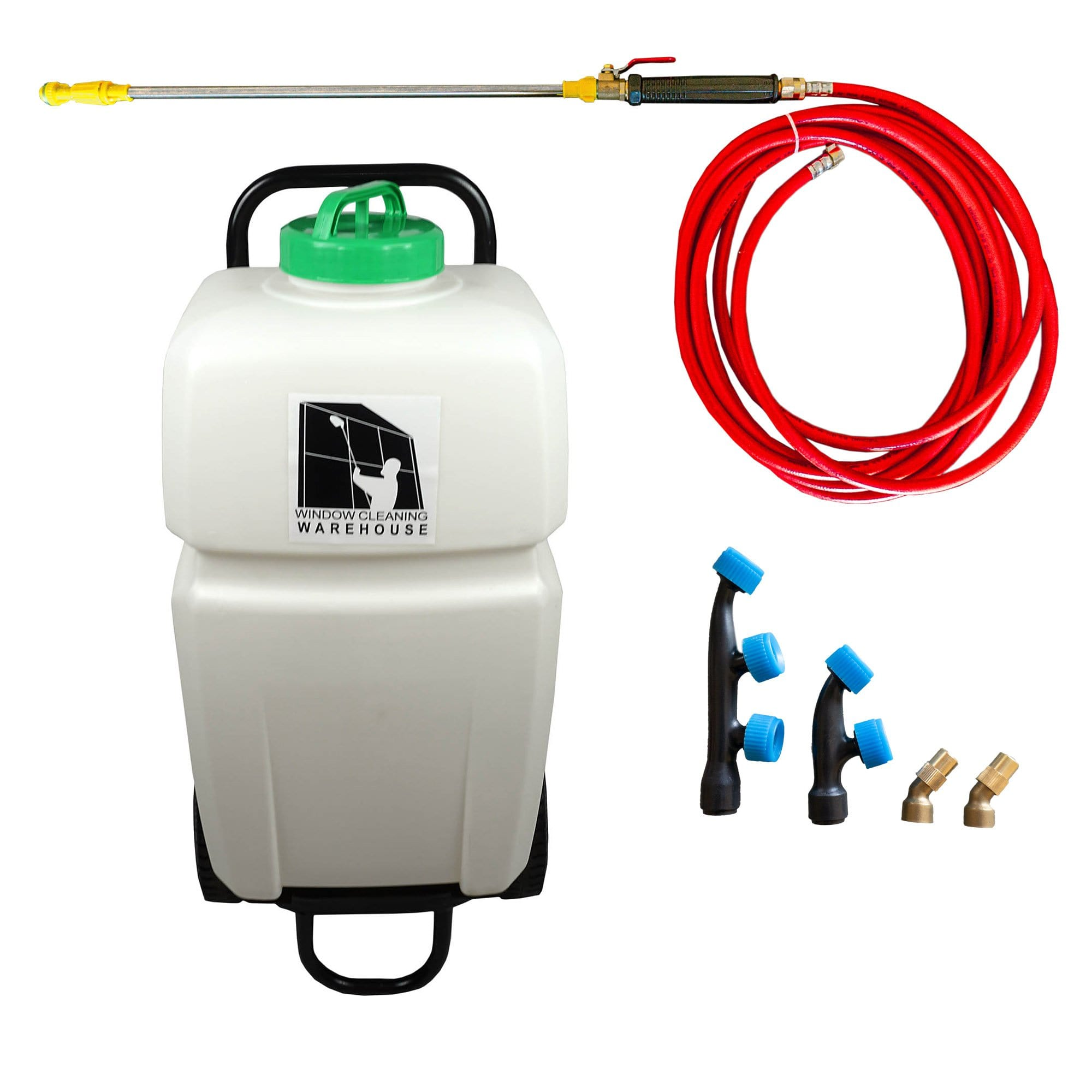 Sanitising Trolley Sprayer System - 35L
