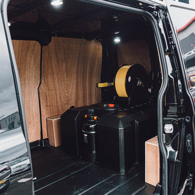 FaceLift® COMPACT Van Mounted System