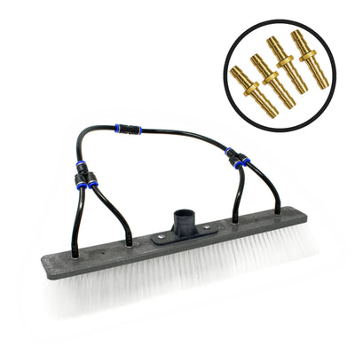 FaceLift® PHANTOM DuPont® Dual Trim Brush - 16""
