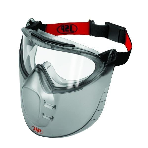 Stealth™ 9200 Face Shield Goggle N Rated