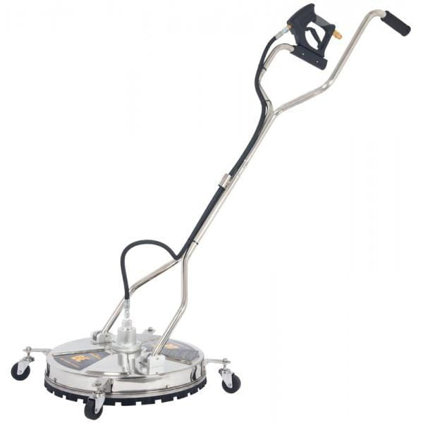"20"" Whirl-A-Way Surface Cleaner - Stainless Steel - Window Cleaning Warehouse Ltd"