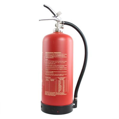 P50 2ltr Foam Fire Extinguisher (Non Servicable - 10 year life) - Window Cleaning Warehouse Ltd