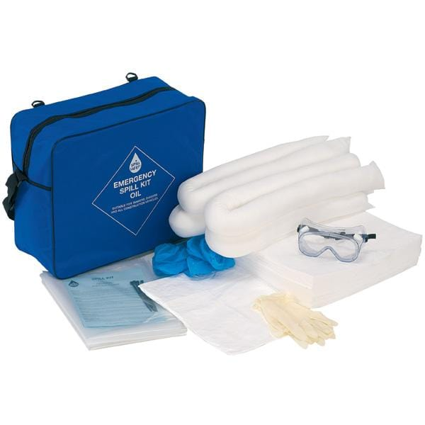 Deluxe Oil Spill Kit - 15 Litre - Window Cleaning Warehouse Ltd