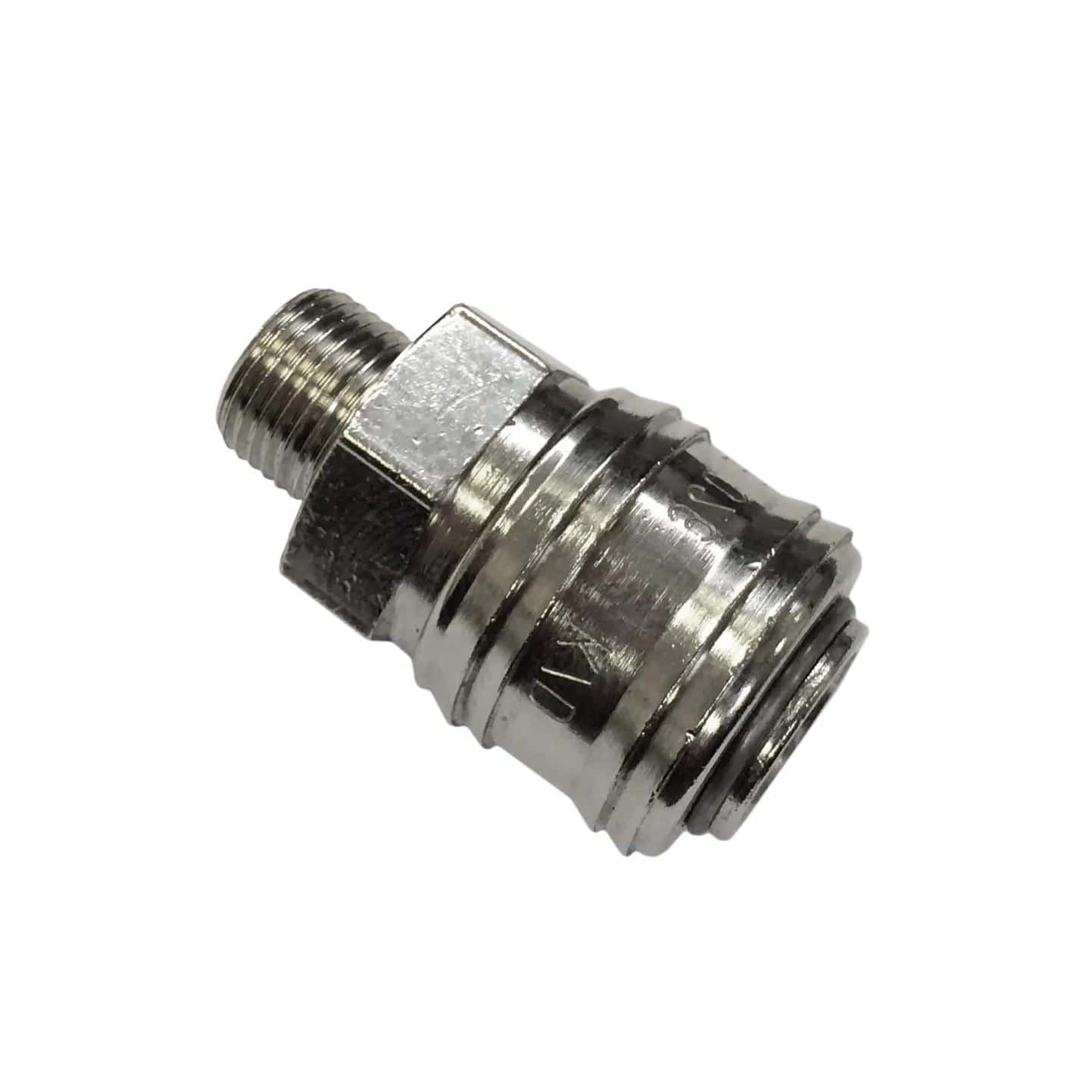 "Series 26 Female to Male 1/4"" Threaded Coupling - Window Cleaning Warehouse Ltd"