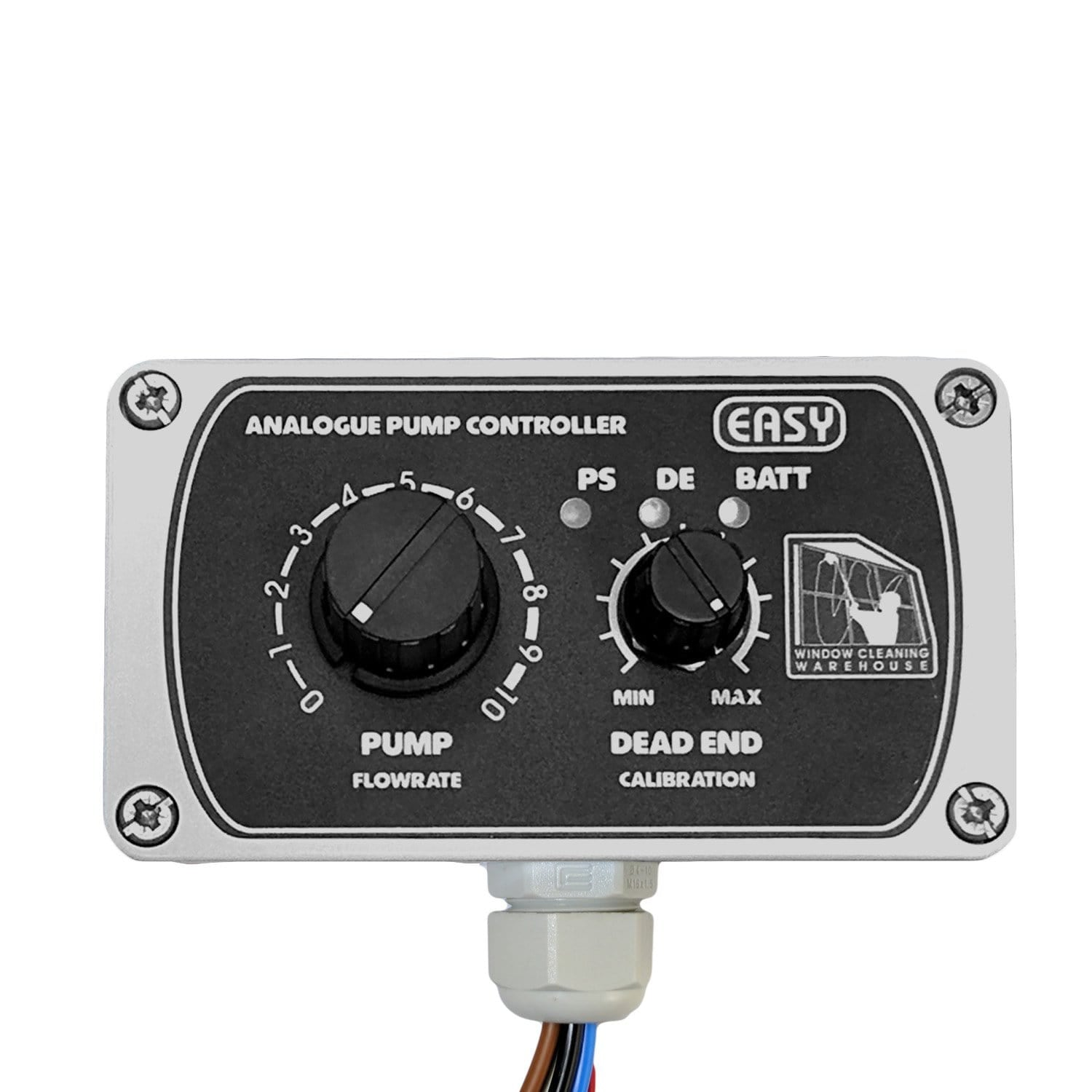 WCW Easy ANALOGUE Flow Controller - Window Cleaning Warehouse Ltd