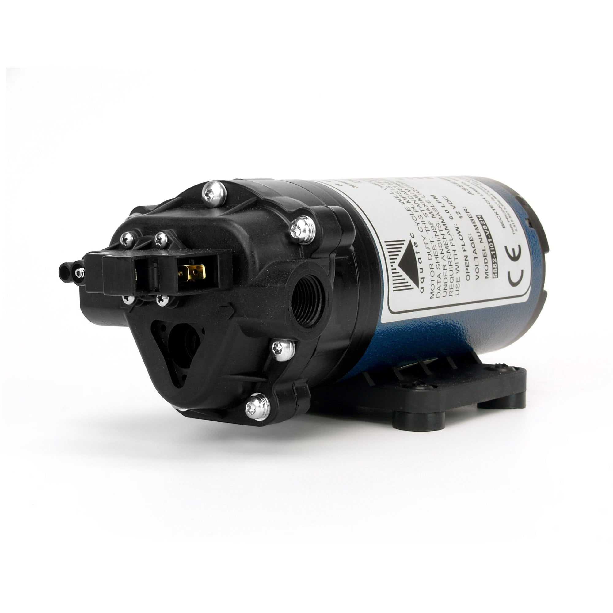 Aquatec 12V 100psi Pump - Window Cleaning Warehouse Ltd