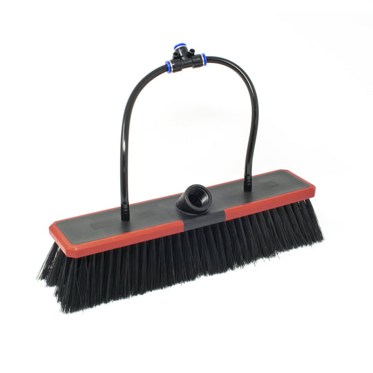 "FaceLift® BADGER 12"" Dual Trim Brush - Window Cleaning Warehouse Ltd"