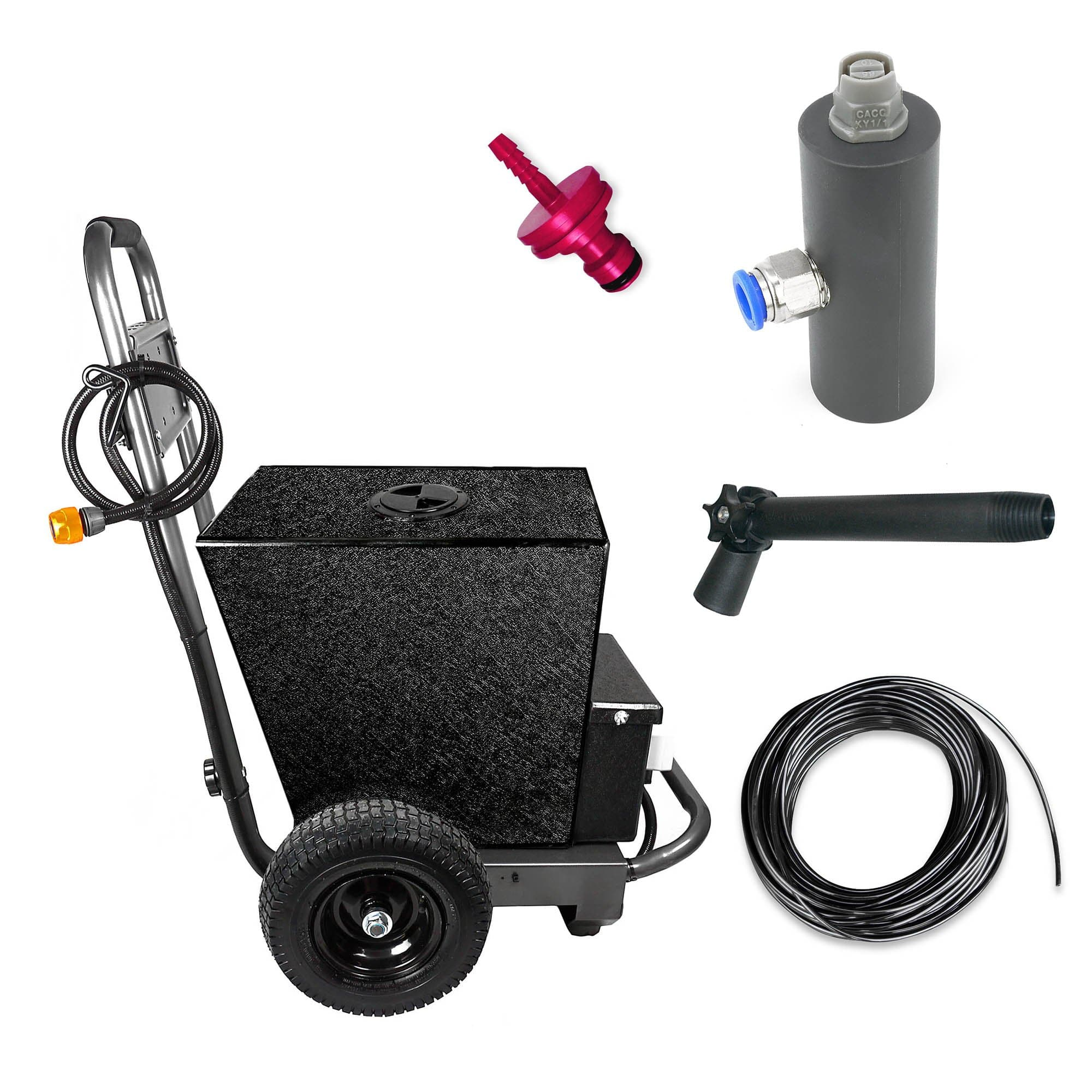 Sanitising Trolley Sprayer System - 70L