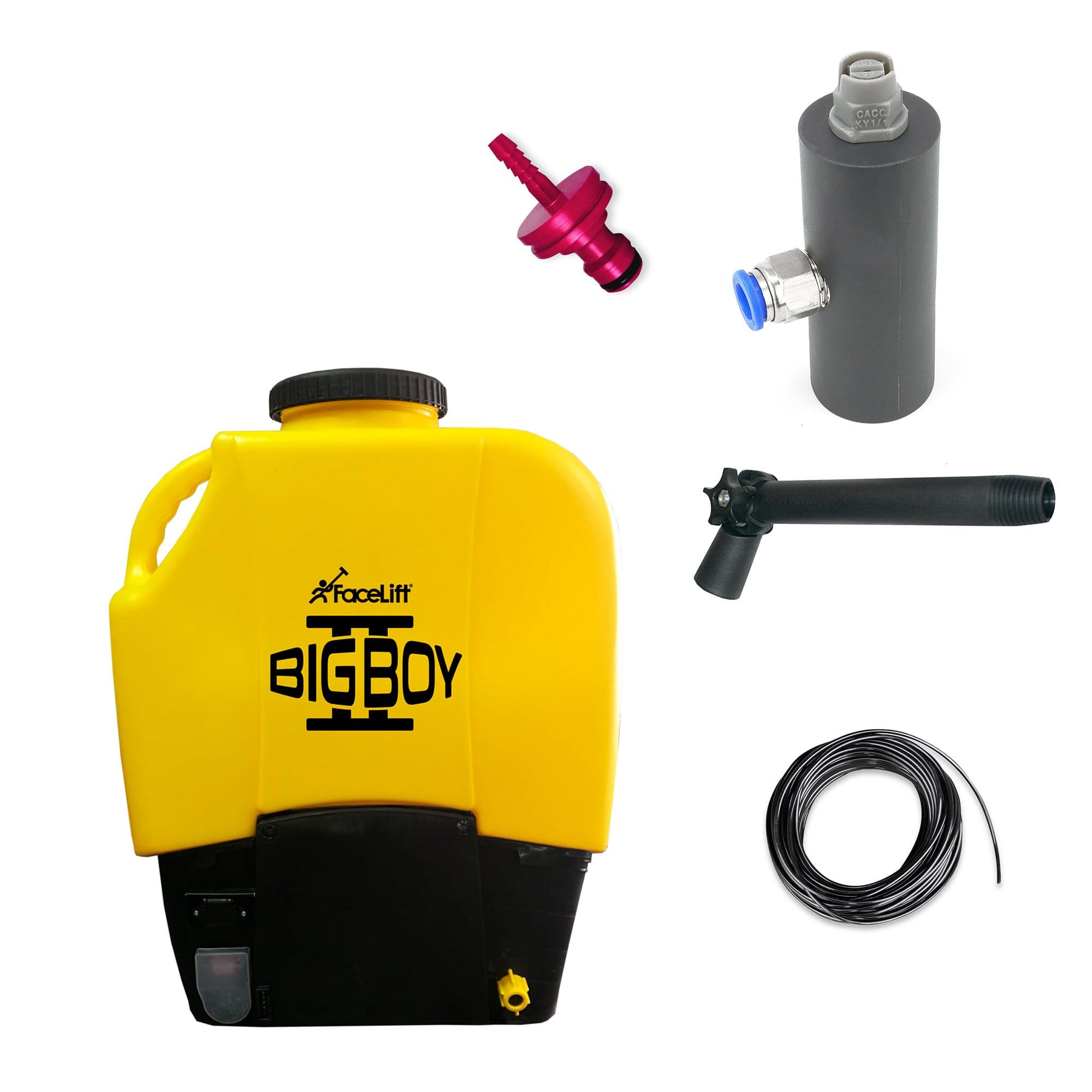 FaceLift® BigBOY 2 DEEP CLEAN Chemical Sprayer