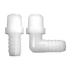 "NYLON 1/2"" Hose Tail to 3/8"" Threaded PUMP Connectors - Window Cleaning Warehouse Ltd"