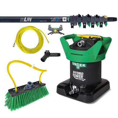 nLite HydroPower™ DI Ultra Starter Kit - 6m - Window Cleaning Warehouse Ltd