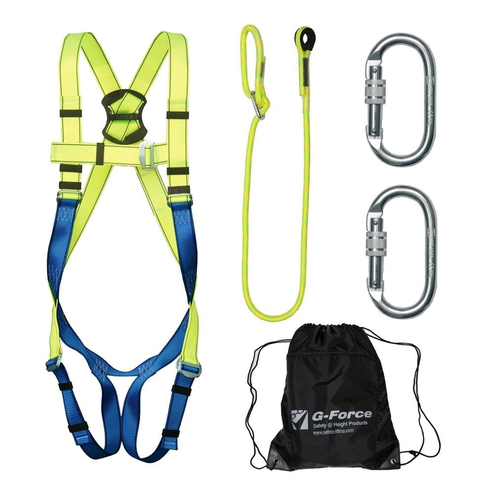 Fall Arrest Safety Harness KIT - Window Cleaning Warehouse Ltd