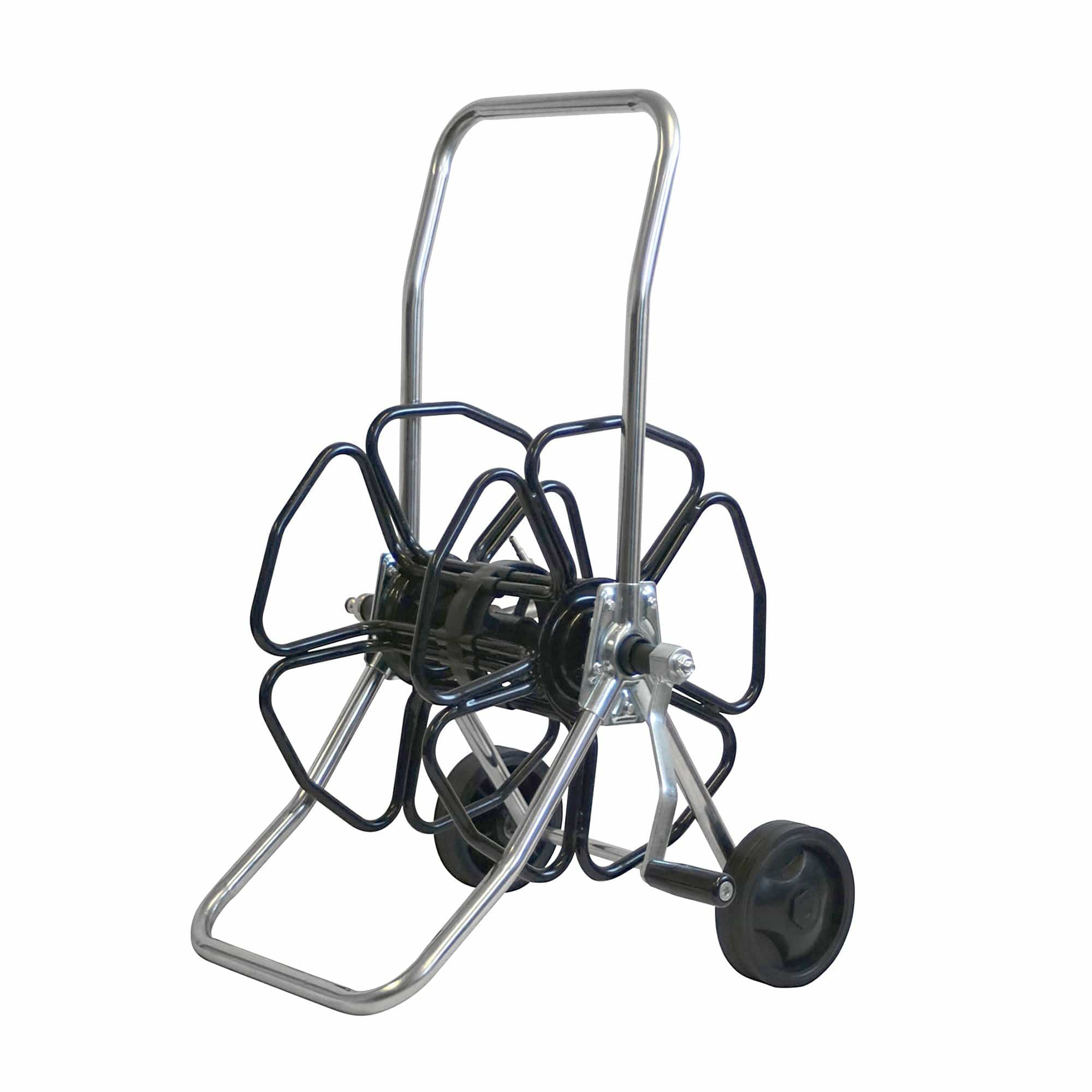 Stainless Steel INDUSTRIAL Hose Reel