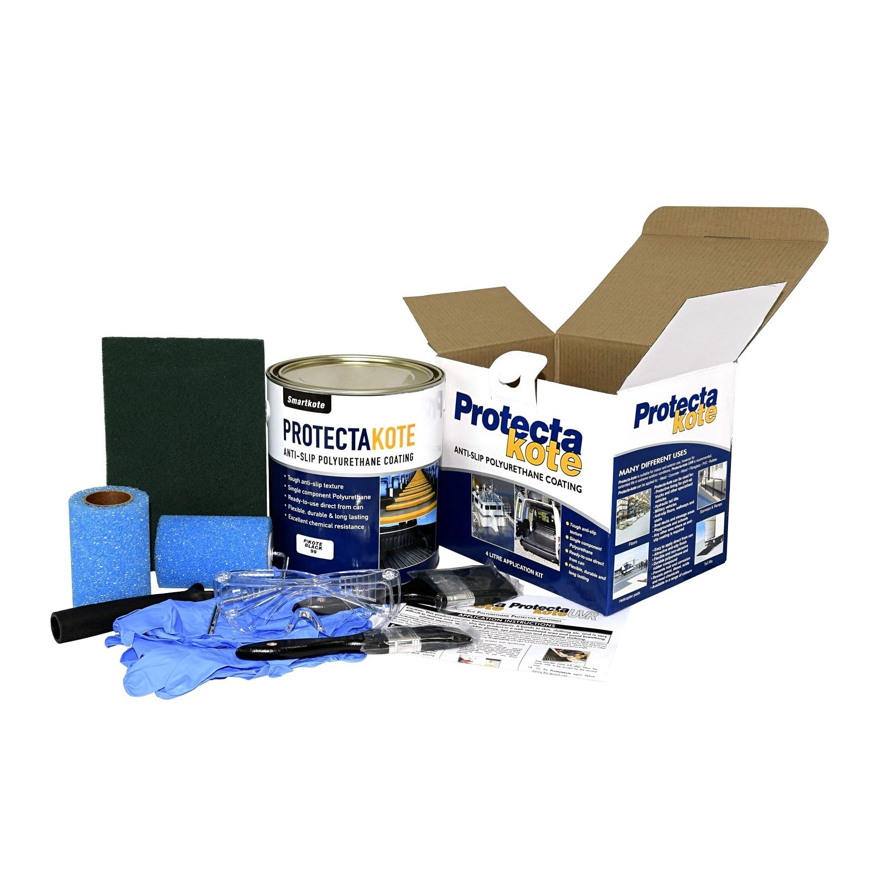 PROTECTA-KOTE Bedliner Kit - Window Cleaning Warehouse Ltd