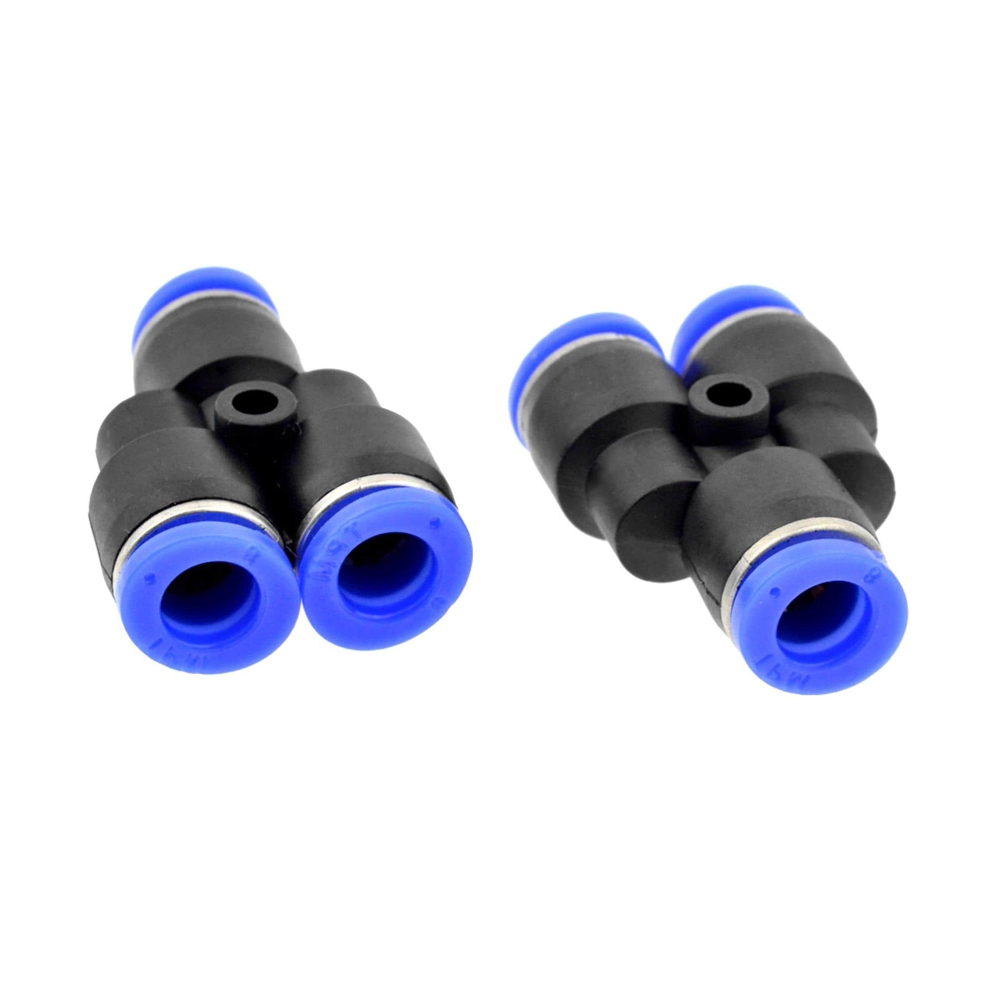 PUSH FIT Connectors Y-UNION - Window Cleaning Warehouse Ltd