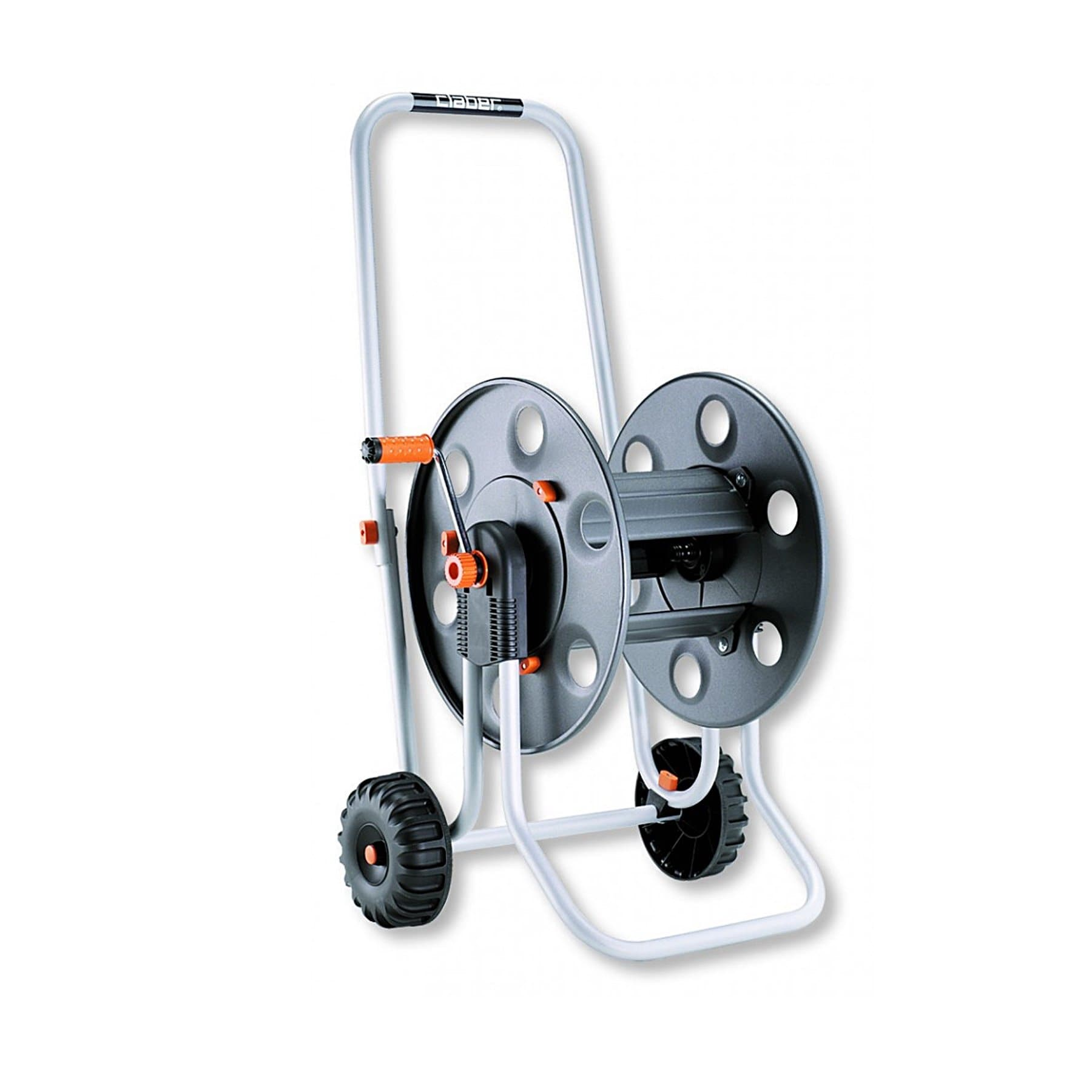 Claber® Metal Reel with Wheels - Window Cleaning Warehouse Ltd