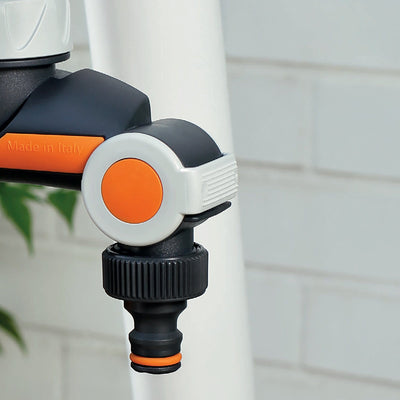 G.F. Dual Outlet TAP Connector - Window Cleaning Warehouse Ltd