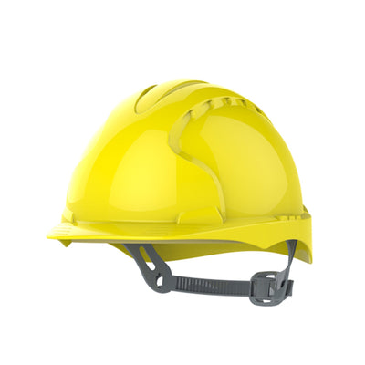 EVO 2 Safety Helmet with Slip Ratchet - Window Cleaning Warehouse Ltd