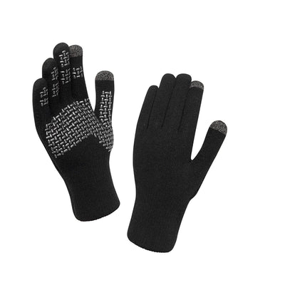 SealSkinz® Ultra Grip Gloves BLACK