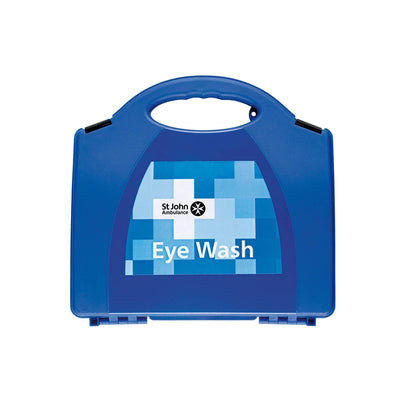 St John Ambulance Signature Eye Wash KIT - Window Cleaning Warehouse Ltd