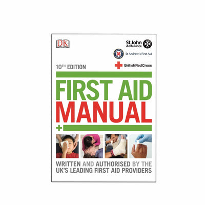 St John Ambulance BSI Small Workplace First Aid KIT - Window Cleaning Warehouse Ltd