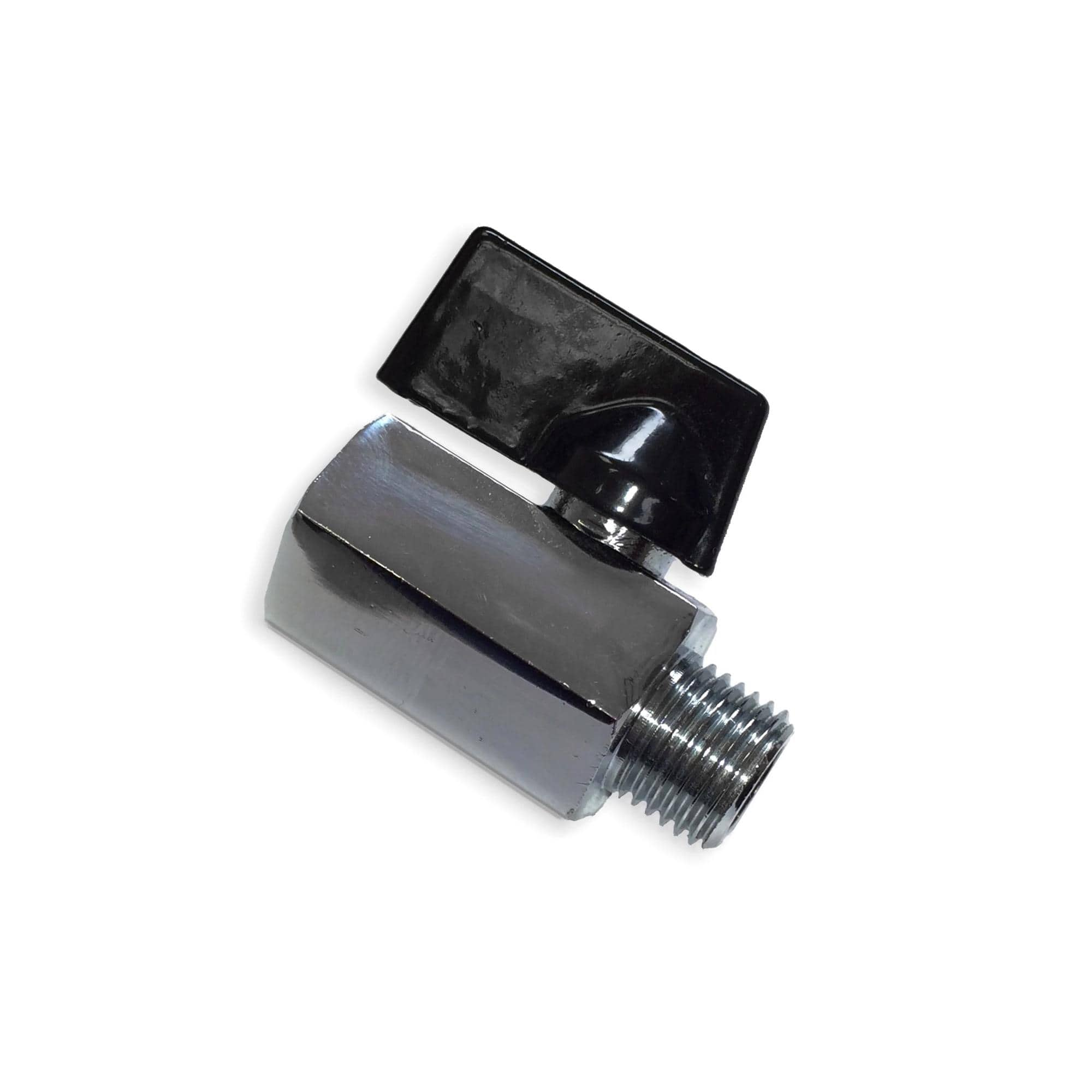 "Male to Female 1/4"" Threaded TAP VALVE - Window Cleaning Warehouse Ltd"
