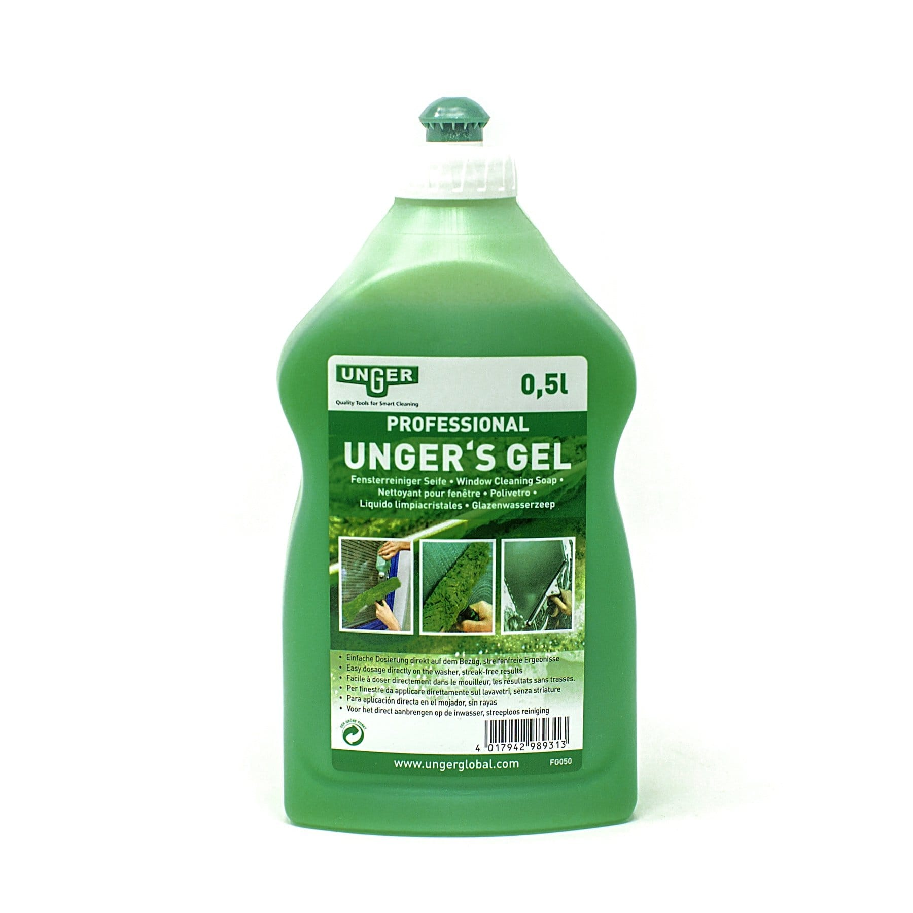 Unger's GEL 500ml - Window Cleaning Warehouse Ltd