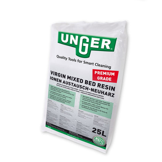 Unger Resin - 25L Bag - Window Cleaning Warehouse Ltd