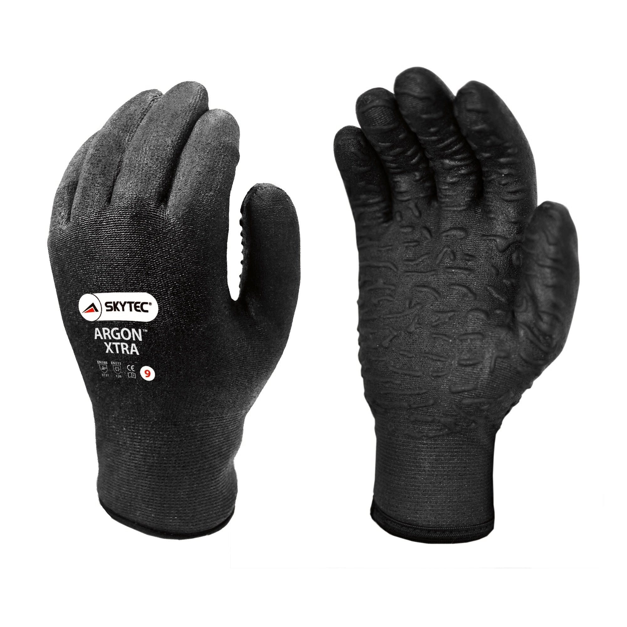 SKYTEC® Argon™ Xtra Insulated Gloves - Window Cleaning Warehouse Ltd