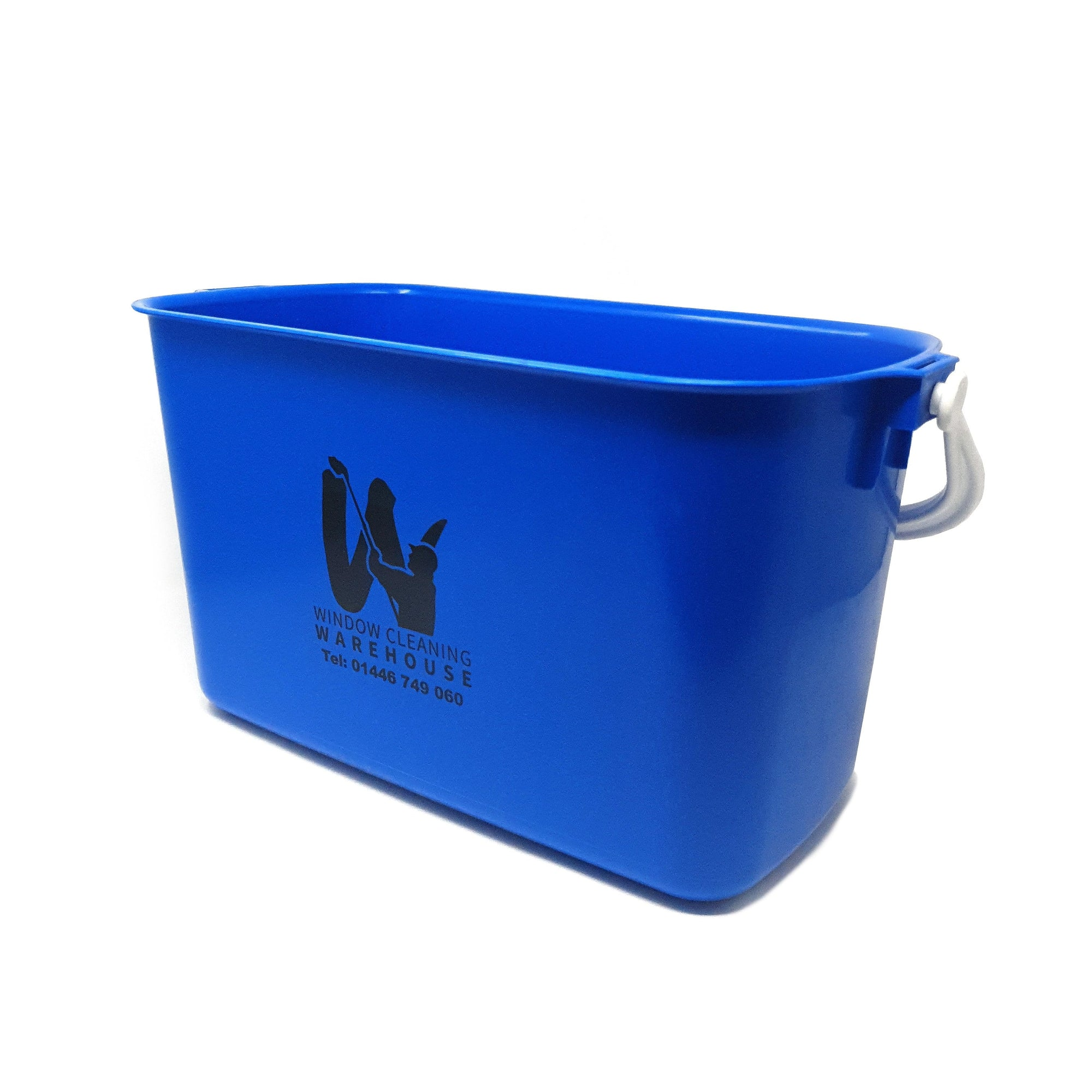 WCW Printed Bucket 9L - Window Cleaning Warehouse Ltd