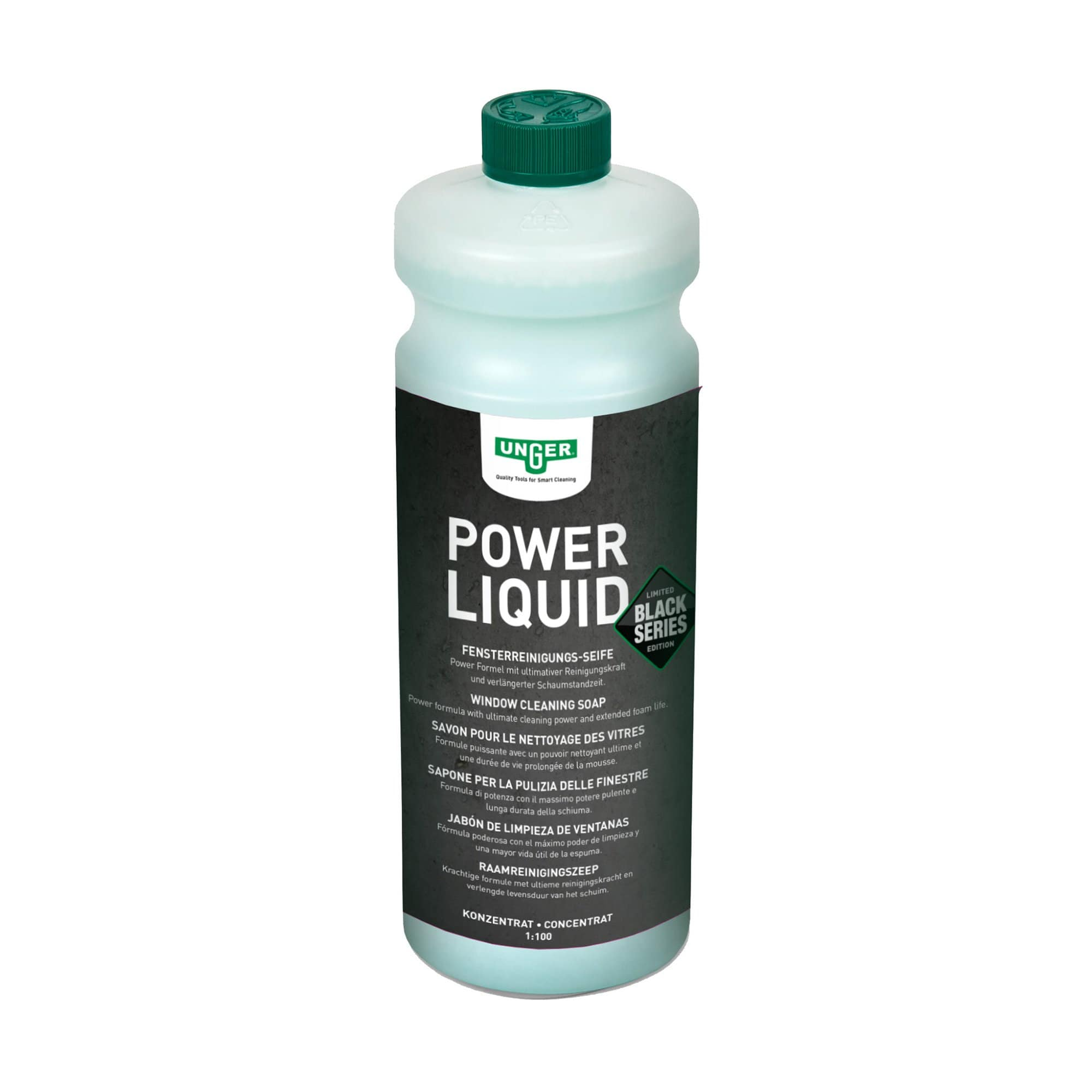 Unger Black Series Power Liquid 1L - Limited Edition