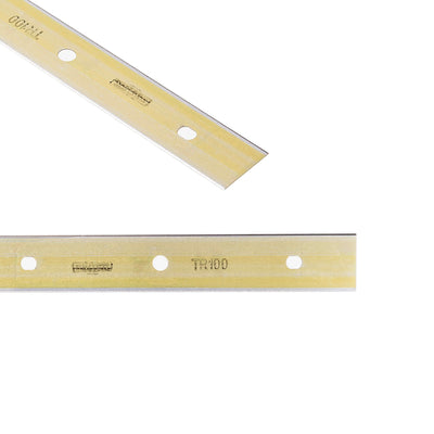 Unger ErgoTec® CARBON STEEL Blades - Pack of 25 - Window Cleaning Warehouse Ltd