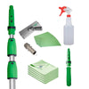 Unger Indoor Window Cleaning Kit