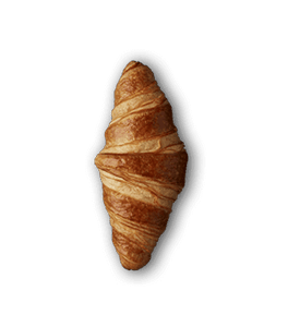 BRIDOR CROISSANT PERFECT RTB (80/78GM)