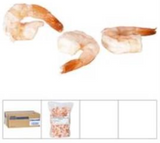 MIRABEL CANADA SHRIMP WHT P&D T/ON CKD 31-40 (5/908GM)