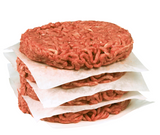 CARDINAL MEATS BURGER SIRLOIN 6OZ BUTCHER RAW (30/170GM)