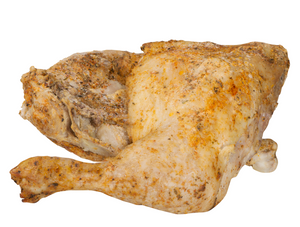 PRIME CHICKEN ROASTED 1/4 BBQ F/C (1/5KG) Average Case Cost - Item Priced by KG
