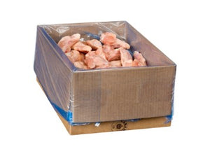 Box of uncooked Schneider's split chicken wings