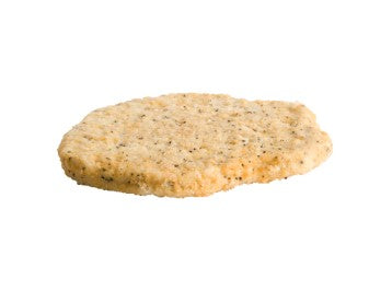 Image of a Flamingo breaded turkey schnitzel on a white background