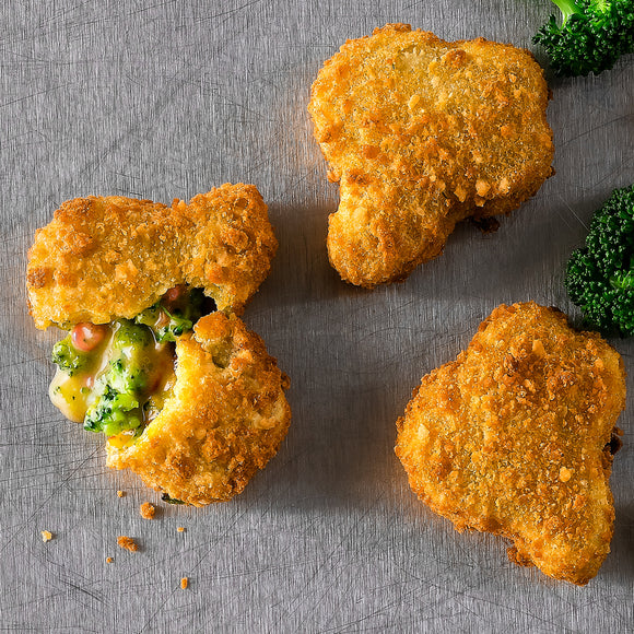 Three Anchor Battered Broccoli Cheddar bites