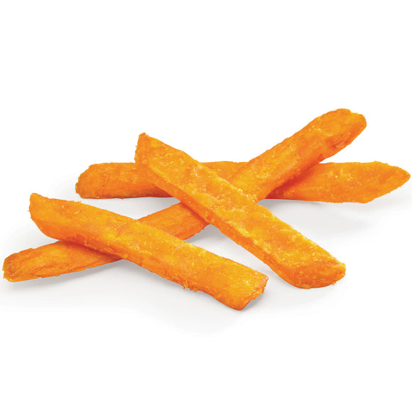 Five McCain Sweet Potato Plank Fries