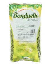 Load image into Gallery viewer, Bag of Bonduelle frozen whole fine green beans