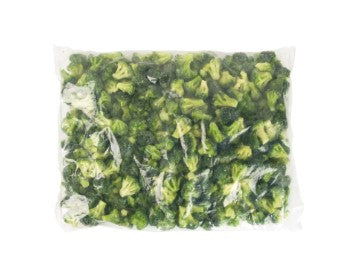 Bag of Alasko frozen broccoli