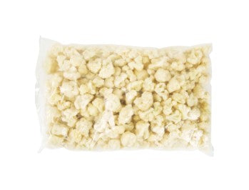 Bag of Alasko frozen cauliflower florets