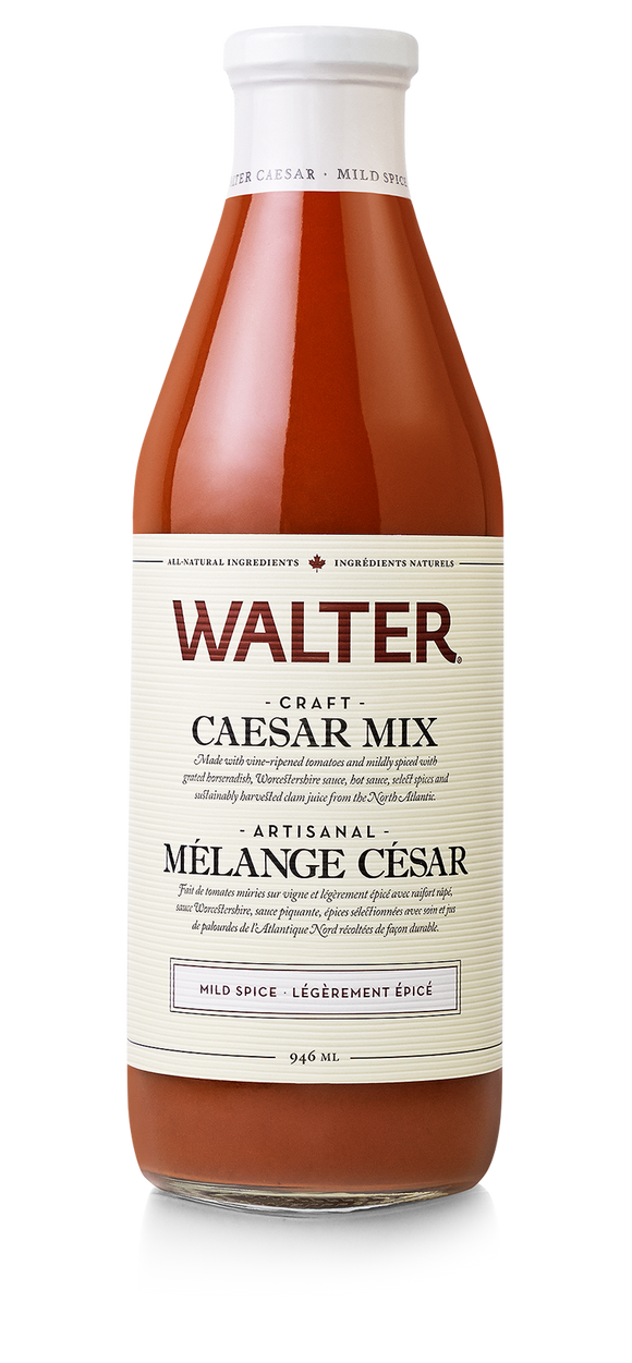 WALTER MIX CAESAR MILDLY SPICE CRAFT (6/946ML)