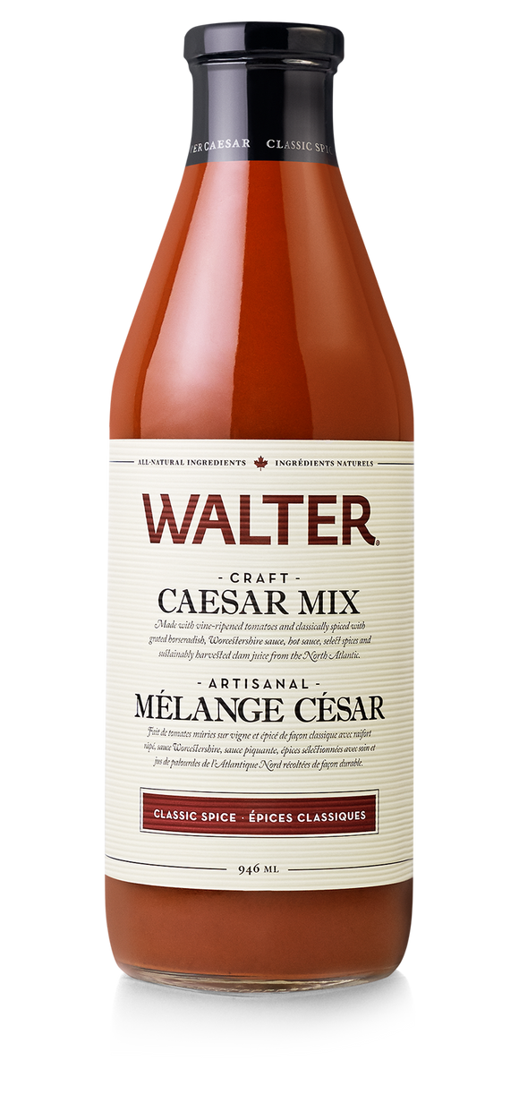 WALTER MIX CAESAR CLASSIC SPICE CRAFT (6/946ML)